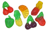 Gummi Fruits